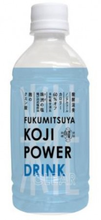 KOJI POWER DRINK CLEAR 350ml×24本/1ケース 福光屋